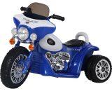 HOMCOM Moto Électrique pour Enfant en Métal Bleu 80 x 43 x 55 cm 3662970041246 301-032BU